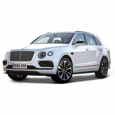 Modelauto bentley bentayga 1:43 wit