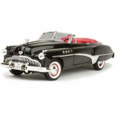 Modelauto buick roadmaster 1949 1:18