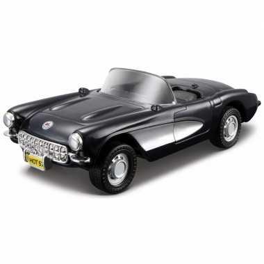 Modelauto chevrolet corvette cabrio 1:32