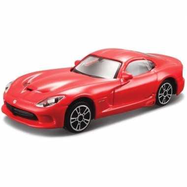 Modelauto dodge viper gts srt 2013 1:43