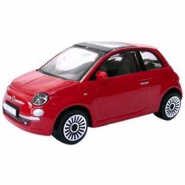 Modelauto fiat 500 2008 1:43