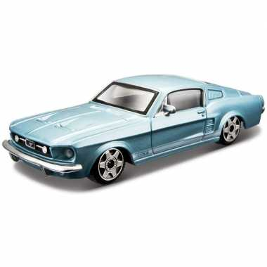 Modelauto ford mustang gt 1964 1:43