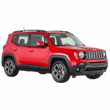 Modelauto jeep renegade 1:24