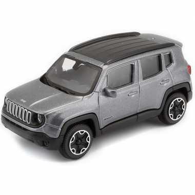 Modelauto jeep renegade 1:43
