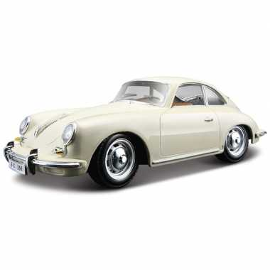 Modelauto porsche 356 b coupe 1:24