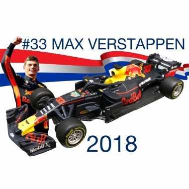 Modelauto rb14 max verstappen 1 43