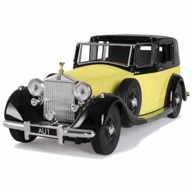 Modelauto rolls royce phantom iii james bond 1:36