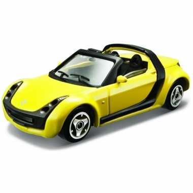 Modelauto smart roadster 1:43
