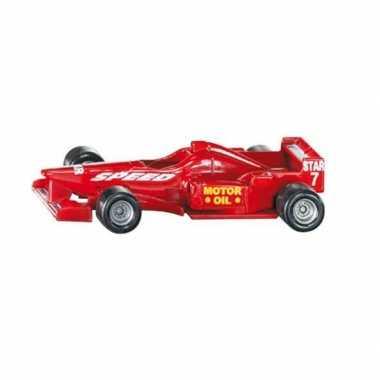 Siku racewagen modelauto