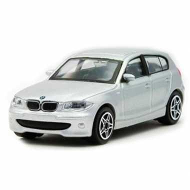 Speelgoed auto modelauto bmw 1-serie 1:43